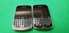 BlackBerry Bold 9900 8Gb Black Unlocked (At&T) (Qwerty Keyboard) Lot of 2 Parts