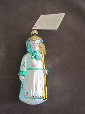 Patricia Breen Ornament Mrs. Shaw the Gardener 5.75 inches With Tag 1999