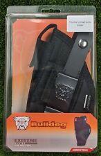 Bulldog Holsters Extreme Series, Compact Autos w/Laser, Ambidextrous - FSN-19C