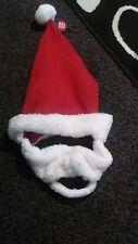 Mens Christmas Santa Hat One Size