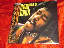 Jimi Hendrix-At The Isle of Wight (1990) Japon Laserdisc + OBI + Au