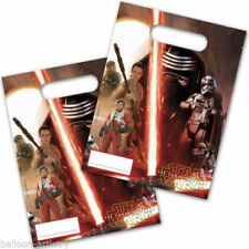 Star Wars Plastic Party Bags