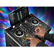 Numark Party Mix Pro DJ Controller With Lights and Speaker *AUTH DEALER* *NEW*