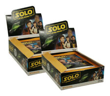 Topps - Star Wars - SOLO - Sammelsticker - 2 Display (60 Tüten)