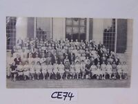 VINTAGE HARVARD BUSINESS SCHOOL PHOTO-CLASS OF 1949 10TH REUNION CAMBRIDGE 1959