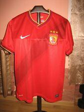 Guangzhou Evergrande Football Club Nike Jersey/Shirt size L