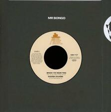 "FOSTER SYLVERS / THE SYLVERS - MISDEMEANOR / WHEN I'M NEAR YOU - NEW 7"" SINGLE -"