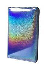 Holographic Glitter Silver Server Book for Waitress Book Server Wallet Waiter