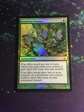 Mtg, FOIL Doubling Season. Ravnica: City Of Guilds Rare LP