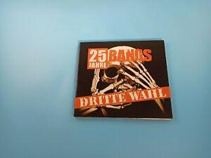 Dritte Wahl - 25 Jahre - 25 Bands - Musik CD Album