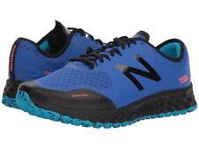 NIB New Balance Kaymin Men's Trail Running Shoes Med&4E WIDE Blue 412 612 590