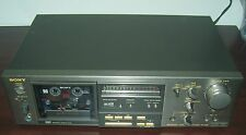vintage Sony TC-K61 Limited edition Cassette Deck tape recorder