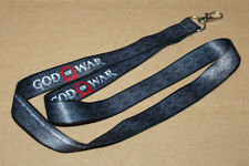 God of War 4 Playstation 4 PS4 Rare Promo Not for Sale Lanyard