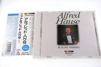 ALFRED HAUSE/BLAUER HIMMERL EJS 4045 CD JAPAN OBI A1113