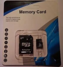 1TB 1024GB micro SD SDXC SDHD Class 10 memory card with adapter