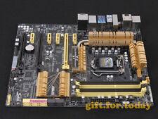 ASUS Z87-DELUXE LGA 1150 Intel Z87 DDR3 HDMI USB3.0 ATX SCHEDA MADRE CON I/O