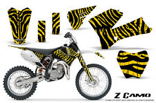 KTM SX85 SX105 2006-2012 GRAPHICS KIT CREATORX DECALS ZCAMO Y
