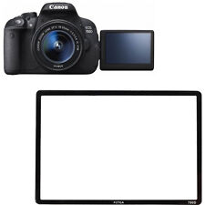 FOTGA LCD Screen Protector Glass Film For Canon EOS 700D Rebel T5i Kiss X7i