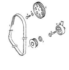 VAUXHALL MOTOR REGULADOR piezas-ORIGINAL-93188134