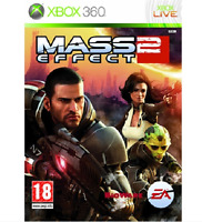 Xbox 360 - Mass Effect 2 **New & Sealed** Official UK Stock- Xbox One Compatible