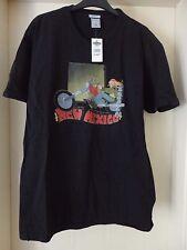 Old Navy/PARTIE DE GAP-Vintage Men's Graphic Tee Shirt en Noir-Taille XL