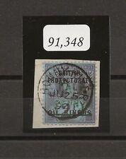 NIGERIA/OIL RIVERS 1893 SG 33 USED Cat £500 . CERT
