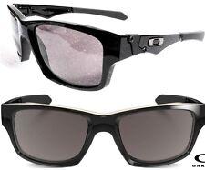 NEW* Oakley JUPITER Squared BLACK Polished W GREY Lenses! 9135-01