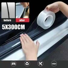 Protector Sill Scuff Cover Car-Door Plate Sticker Bumper Body Anti Scratch Strip