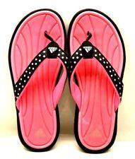Adidas Slide Flexigirl XJ  Black / Pink US Size 3 - FREE SHIPPING - BRAND NEW