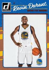 2016-17 PANINI DONRUSS Basketball cartes à collectionner #137 Kevin Durant