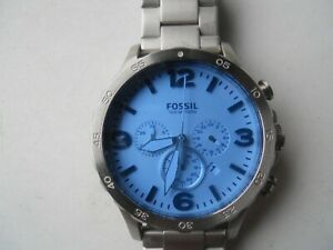 Fossil Chrono men's Quartz,Battery,Analog,water resistant & dress watch.Jr-1509