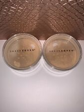 2 Sheer Cover Mineral Foundation BUFF 4g Mineral Found. Medium Skin Tone SEALED