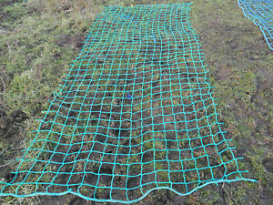 12x 4ft Strong OUTDOOR cargo rope scramble net 4tree house play climbing frame