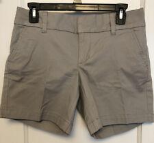 G. H. Bass Gray Shorts size 2 EUC