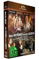 Der Schrei nach Leben - Holocaust Drama, 3 DVD Set NEU + OVP!