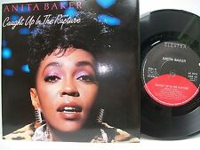 "7"" VINYL SINGLE. Caught Up In The Rapture b/w Mystery by Anita Baker. 1987. WEA."