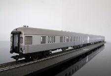 (35,63€/Stk) Aus Märklin H0 29720: 3 DB Silberlinge (incl. Steuerwagen), neu