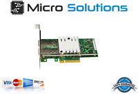 Intel Dual Port E10g42btda 10GbE PCI-e X520-DA2 Ethernet Server HIGH Adapter