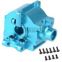 Blue Aluminium Gear Box Nitro For RC 1/10 On-Road Off-Road Buggy Monster Truckb