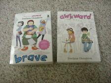 2 svetlana chmakova books!