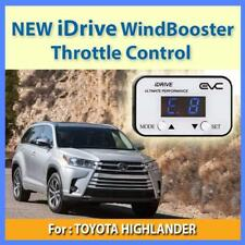 NEW IDRIVE WINDBOOSTER THROTTLE CONTROL - TOYOTA HIGHLANDER