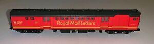 Graham Farish (374-903) N Gauge Mk I TPO in Royal Mail Letters Red