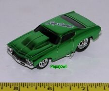 Muscle Machines 1969 Cherolet Chevelle 69 Chevy Jay Cutler Limited 1:64 Scale
