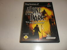 PlayStation 2 PS 2 Alone in the Dark: the New Nightmare