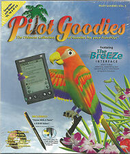 Palm Pilot Goodies Organizer Software New Sealed