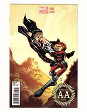 Avengers Arena #2 (2013, Marvel) NM+ 1:50 Avon Variant Cover X-23 Murder World