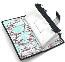 Cute White Floral Envelope System Wallet Cash Budgeting Dave Ramsey Budget