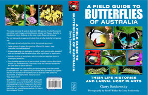A Field Guide to Butterflies of Australia - Garry Sankowsky