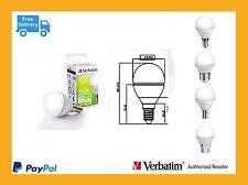 Verbatim B15 Mini LED Globe 4.5w 350lm