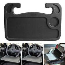 Car Steering Wheel Tray Food Holder Dining Reading Writing Desk Table Stand Rack